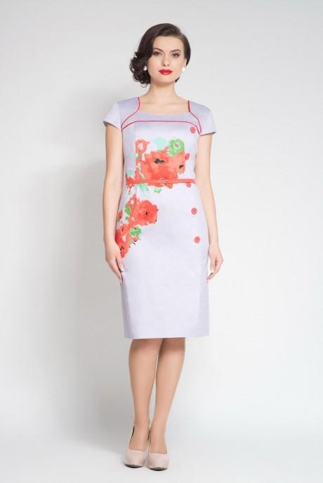 Летнее платье Gold Style 1218