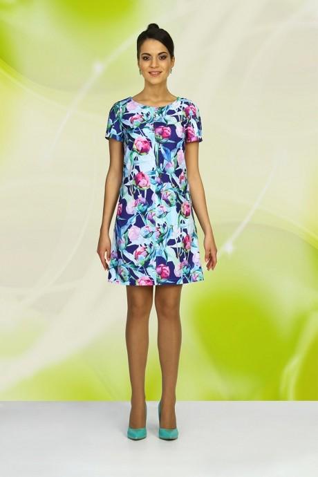 Летнее платье ALANI COLLECTION 322