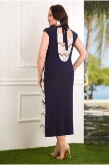 Длинное платье Лилиана 478 фото 2