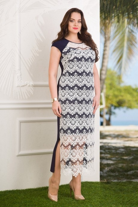 Длинное платье Лилиана 478
