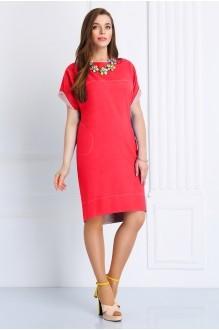 Повседневное платье Matini 3.988 малиновый фото 1
