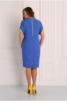 Повседневное платье Matini 3.988 синий фото 2