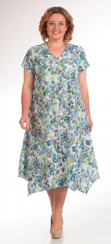 Повседневное платье Novella Sharm 2590-3