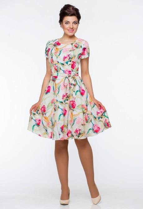 Летнее платье Elady 2156 А
