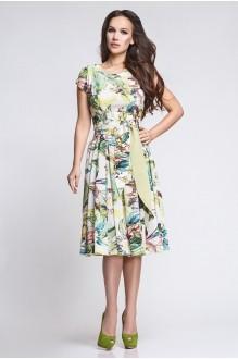 Летние платья Teffi Style 721/1 луг фото 1