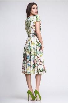 Летнее платье Teffi Style 721/1 луг фото 2