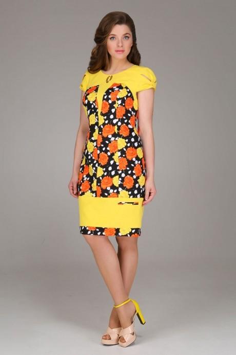 Летнее платье Асолия 2292