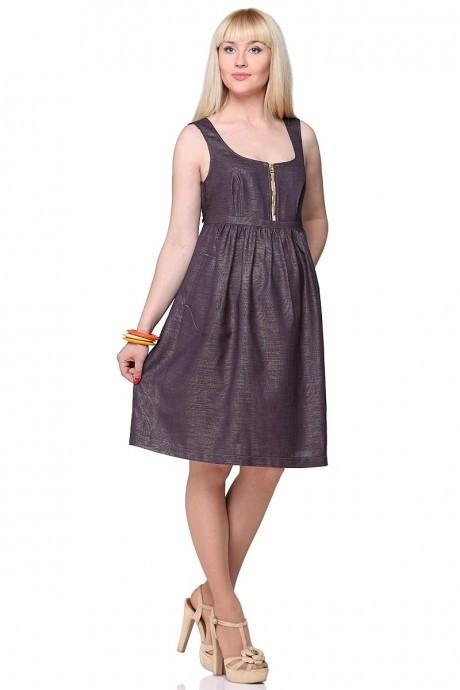 Летнее платье Golden Vallеy 4156 черный