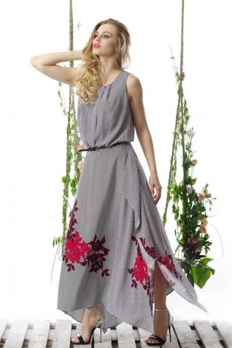 Длинные платья Люше 1251