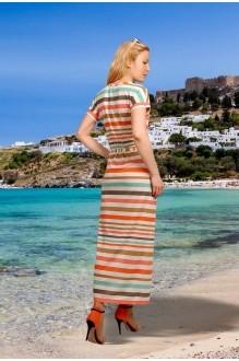 Длинное платье МиА-Мода 716-4 фото 2