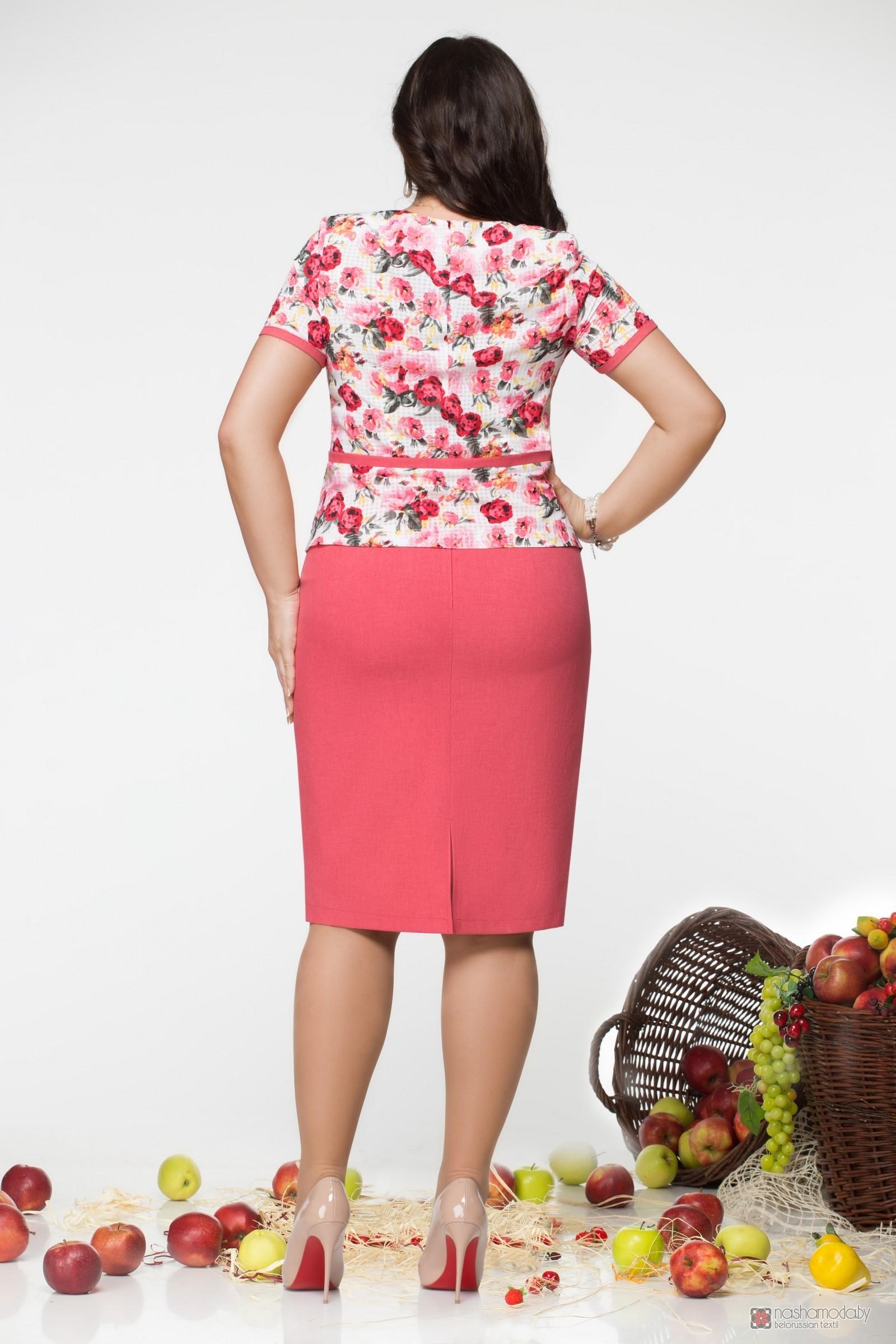 Женские юбочные костюмы доставка