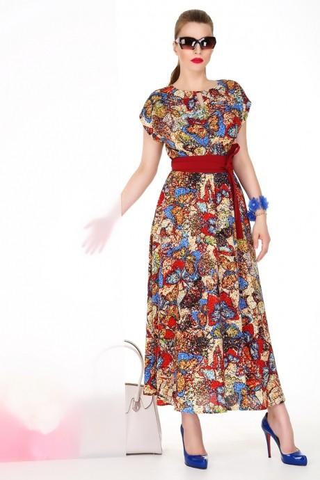 Летнее платье Anna Majewska 1874 бабочки