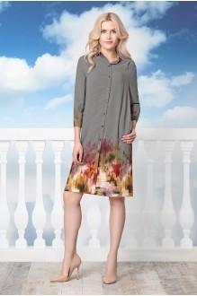 Повседневное платье Elema 6284 -170 фото 1