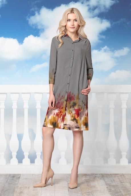 Повседневное платье Elema 6284 -170