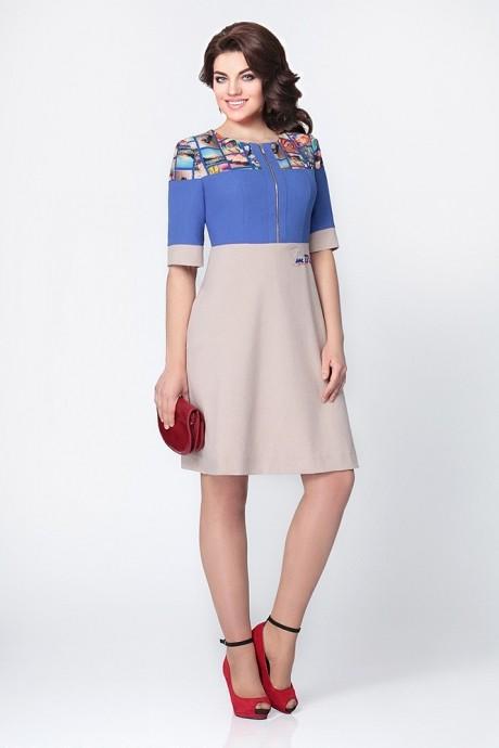 Повседневное платье Мублиз 971
