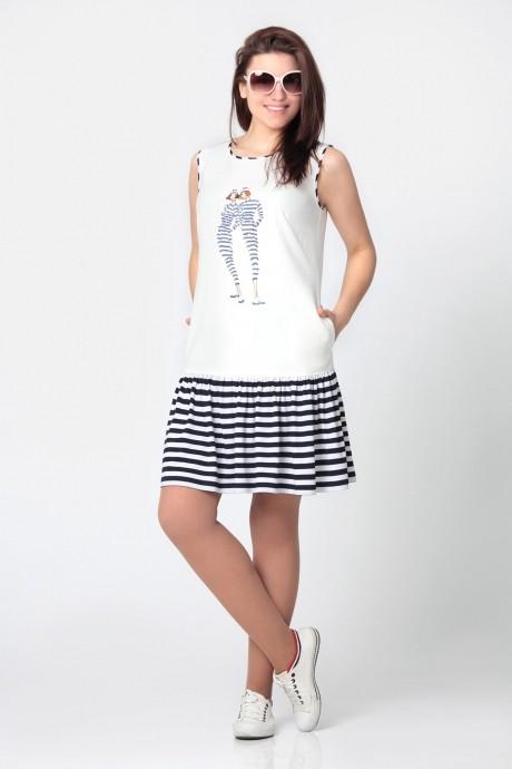 Повседневное платье Мублиз 962
