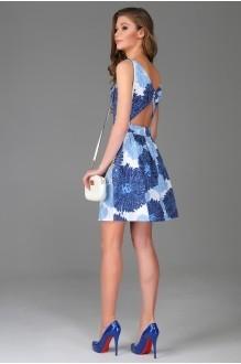 Летнее платье Анна 739-1 фото 2