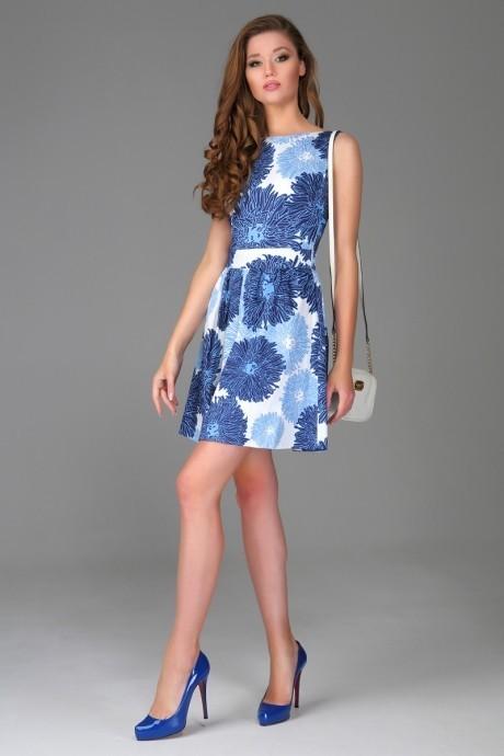 Летнее платье Анна 739-1