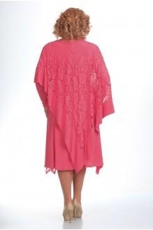 Вечернее платье Прити 230 коралл фото 2