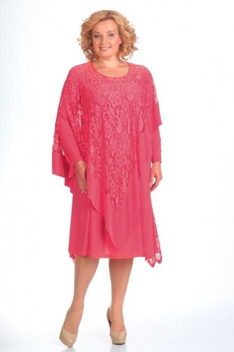 Вечернее платье Прити 230 коралл