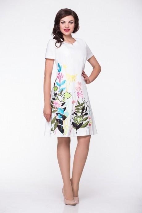 Летнее платье Deluiz N 2144