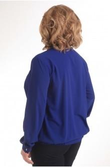 Блузки и туники Прити 389 василек фото 2
