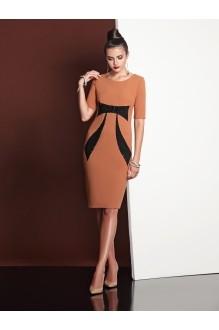 Деловое платье Твой Имидж 4018 фото 1