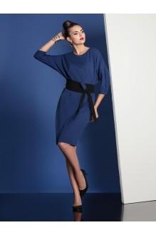Повседневные платья Твой Имидж 4028 синий фото 1