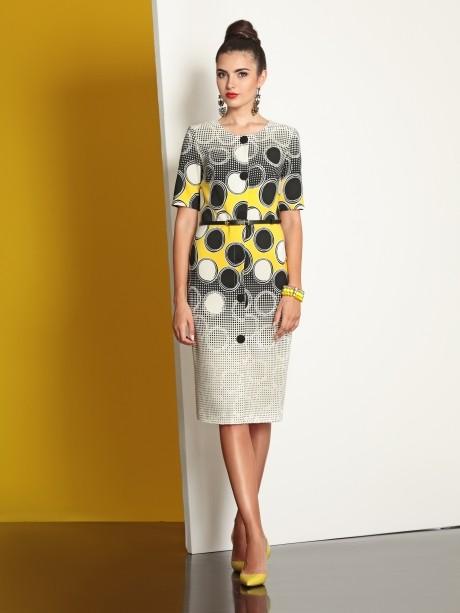 Повседневное платье Твой Имидж 4041