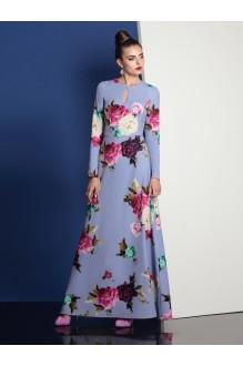 Длинное платье Твой Имидж 4042 фото 1