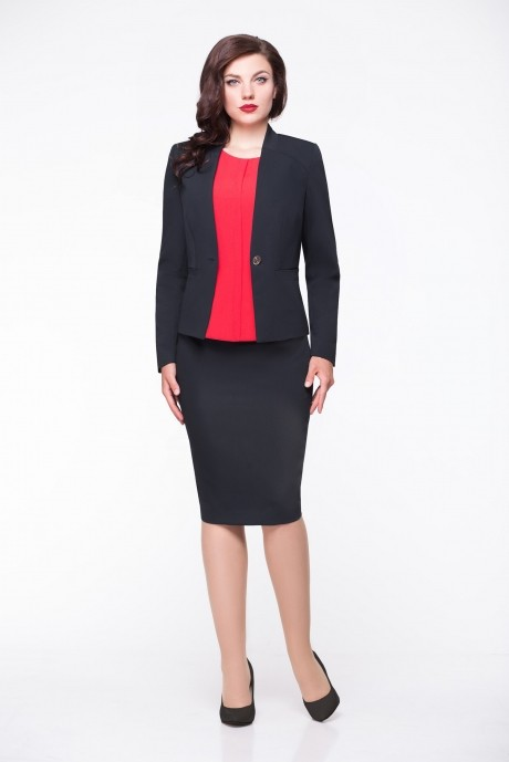 Юбочный костюм /комплект Deluiz N 118