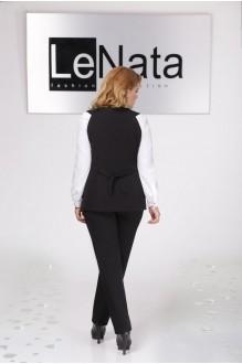 Брючные костюмы /комплекты LeNata 31691 черный фото 2