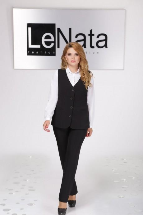 Брючные костюмы /комплекты LeNata 31691 черный