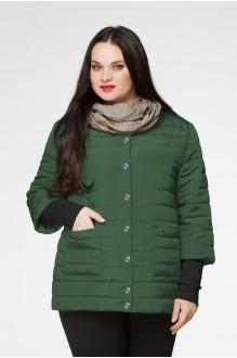 Куртка LeNata 11638 т.зеленый фото 2