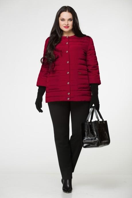 Куртка LeNata 11638 вишня