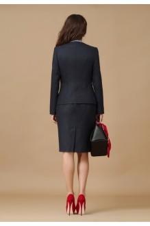 Юбочный костюм /комплект Lissana 2505 темно-серый фото 2