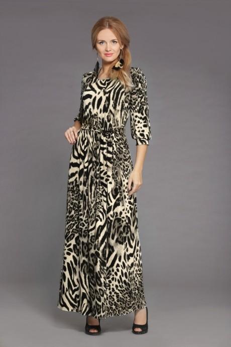 Длинное платье Juanta 2373