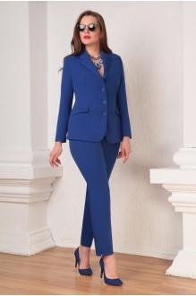 Брючные костюмы /комплекты Ksenia Stylе 1309 василек фото 1