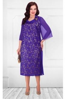 Вечернее платье Camelia 15156 фиолетовый фото 1