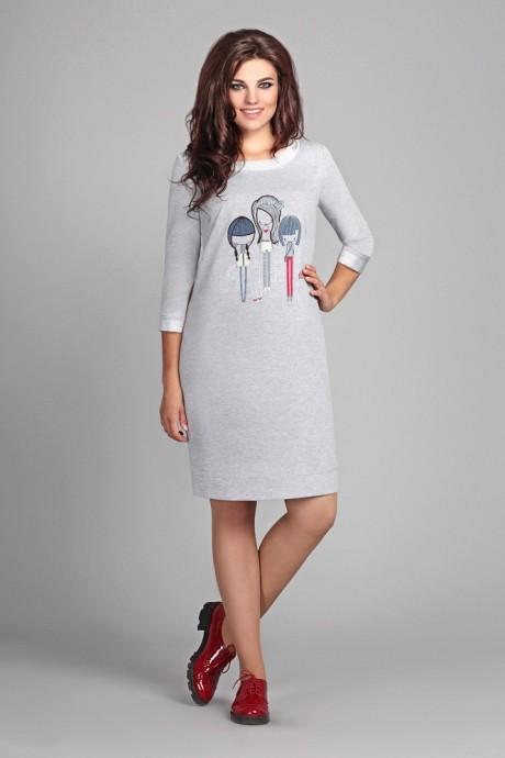 Повседневное платье Мублиз 001
