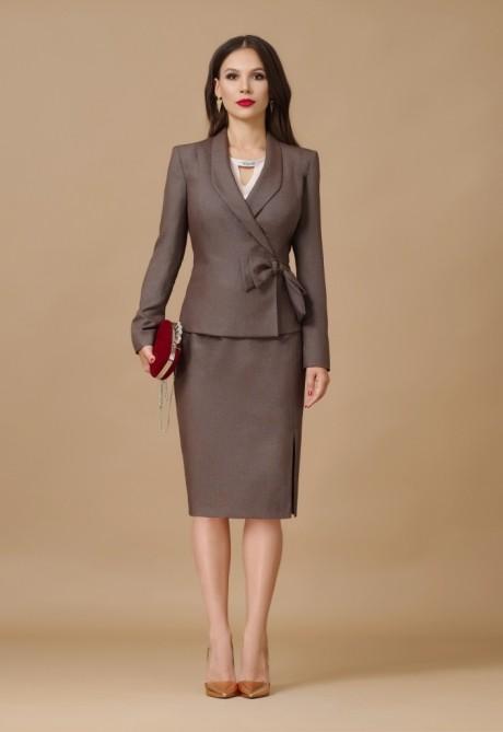 Юбочный костюм /комплект Lissana 2875
