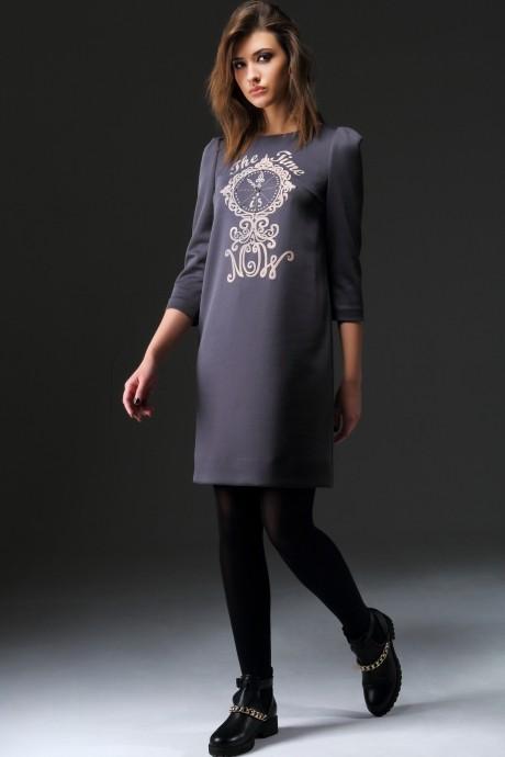 Повседневное платье Nova Line 5567