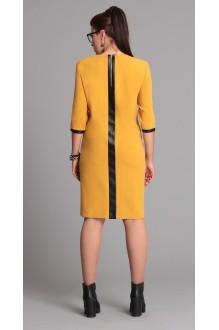 Повседневное платье Галеан-стиль 526 желтый фото 2