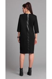 Повседневные платья Галеан-стиль 526 черный фото 2