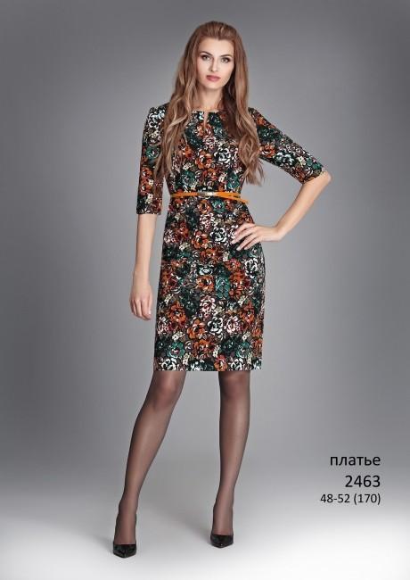Повседневное платье Bazalini 2463