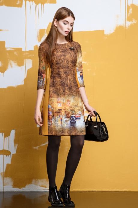Повседневное платье Buter 254