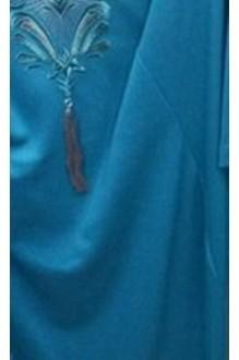 Повседневное платье Golden Vallеy 4195-1 темно-лазурный фото 2