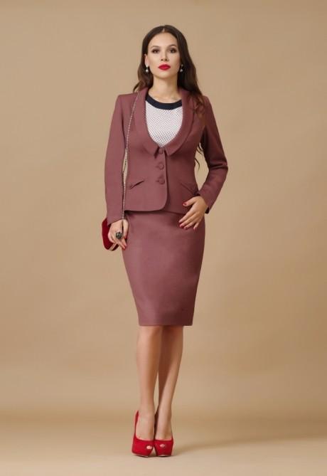 Юбочный костюм /комплект Lissana 2893