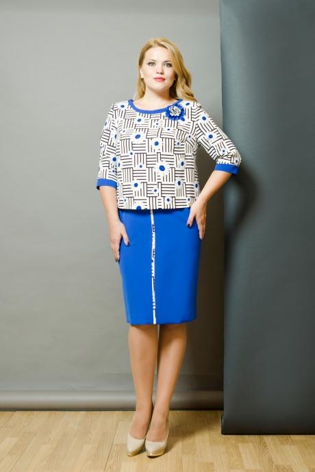 Повседневное платье Moda-Versal П-1636