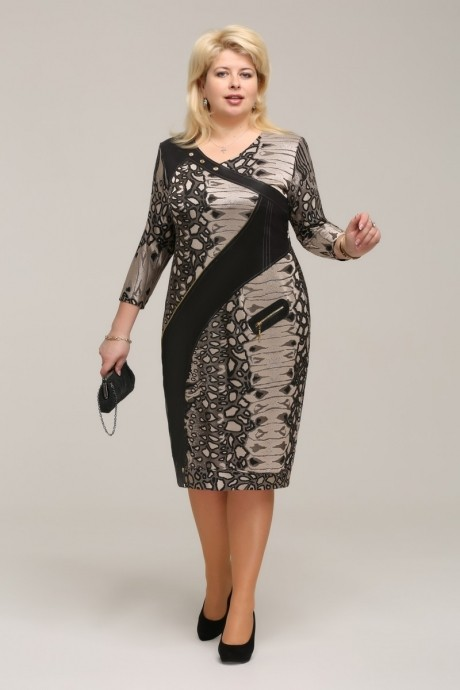 Повседневное платье Bonna Image 13-201